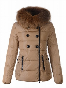 Moncler Elan Women Jacket Cherry