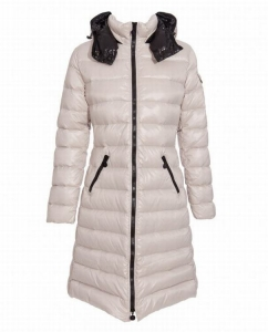 Moncler Moka Women Jacket White