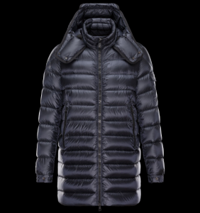 Moncler Dustin Men Jacket Blue