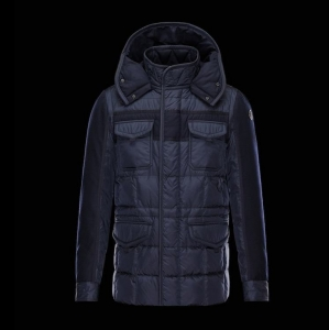 Moncler Jacob Men Jacket Blue