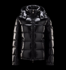 Moncler Maya 2013 Men Jacket Black