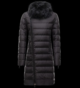 Moncler Champs Women Jacket Black