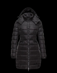 Moncler Charpal Women Jacket Black