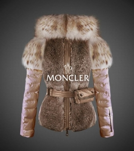 Moncler New One Women Jacket Pink
