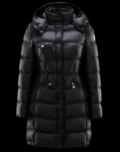 Moncler Romarin Women Jacket Black