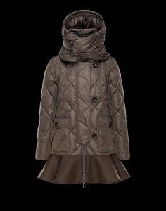 MONCLER VAULOGE Women Brown