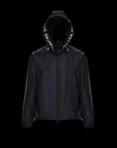 MONCLER MASSEREAU MENS OUTERWEAR Black