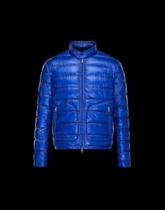 Moncler Enfant Acorus Kids Jacket Royal Blue