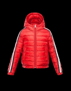 Moncler Enfant Chamane Kids Jacket Red
